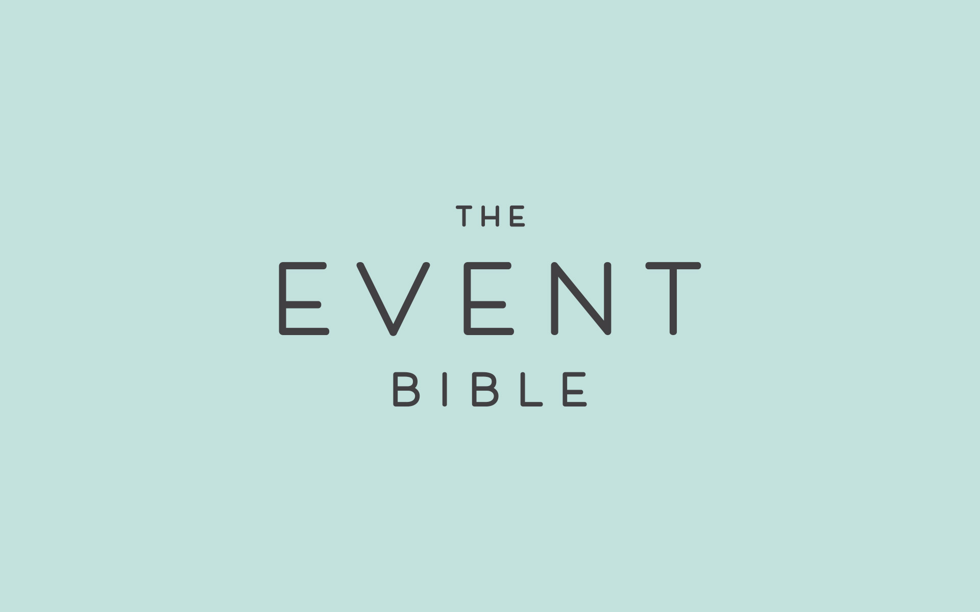 The Event Bible